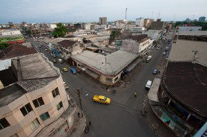 Live uit Kameroen – Taxi Buea