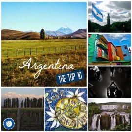 De Top 10 – Argentinië