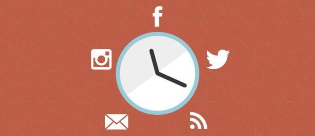 De beste tijd om te posten op sociale media