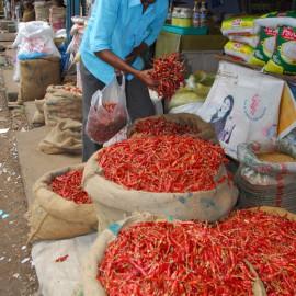 Top 5 gerechten uit Sri Lanka