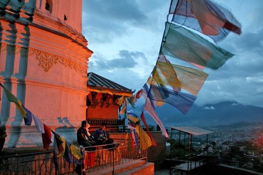 Timo Zondag – live, vanuit Kathmandu!