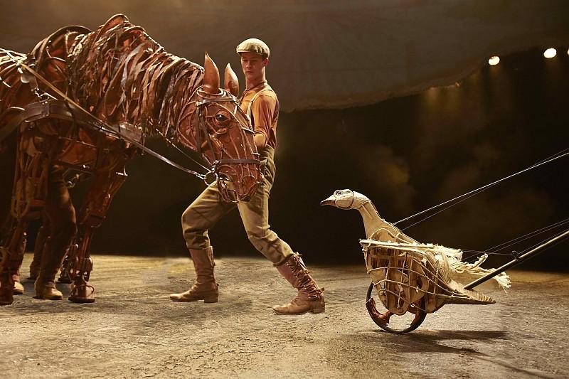 War Horse: heftig in al zijn eenvoud